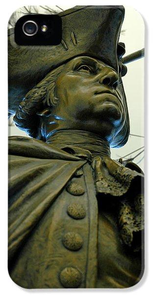 General George Washington IPhone 5 / 5s Case by LeeAnn McLaneGoetz McLaneGoetzStudioLLCcom