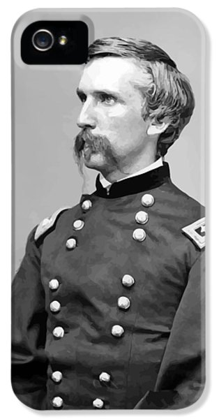 General Joshua Lawrence Chamberlain IPhone 5 Case by War Is Hell Store