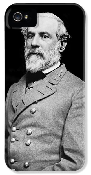 Gettysburg iPhone 5 Case - General Robert E Lee - Csa by Paul W Faust -  Impressions of Light