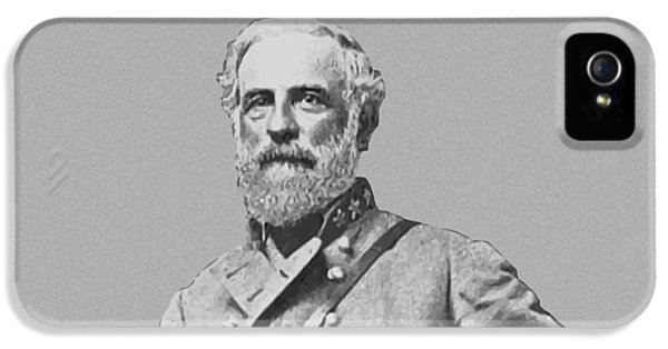 General Robert E Lee IPhone 5 Case