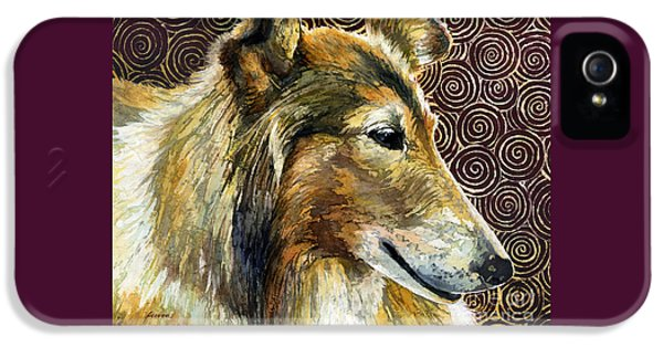 Gentle Spirit - Reveille Viii IPhone 5 Case by Hailey E Herrera