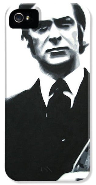 Get Carter 2013 IPhone 5 Case by Luis Ludzska