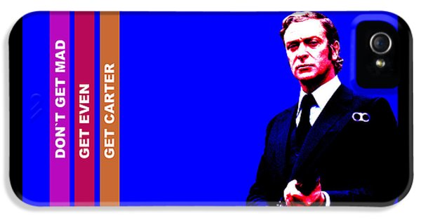 Get Carter IPhone 5 Case by Martin James