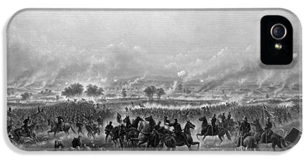 Gettysburg iPhone 5 Case - Gettysburg by War Is Hell Store