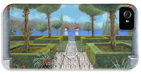 Giardino Italiano IPhone 5 / 5s Case by Guido Borelli