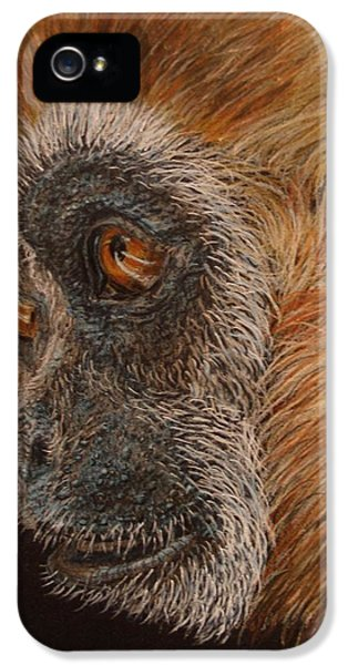 Gibbon IPhone 5 Case