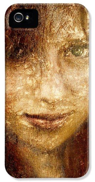 Girl In A Window IPhone 5 Case