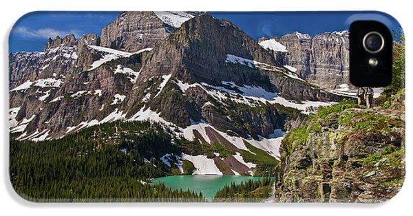 Glacier Backcountry 2 IPhone 5 Case