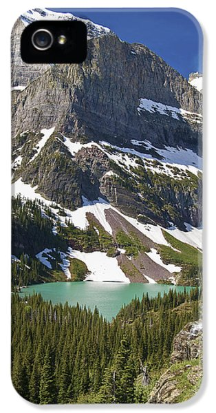 Glacier Backcountry IPhone 5 Case by Gary Lengyel