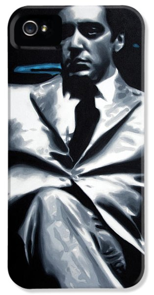 Godfather IPhone 5 Case