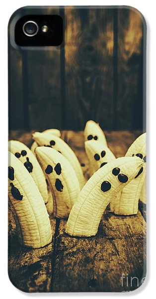 Going Bananas Over Halloween IPhone 5 Case