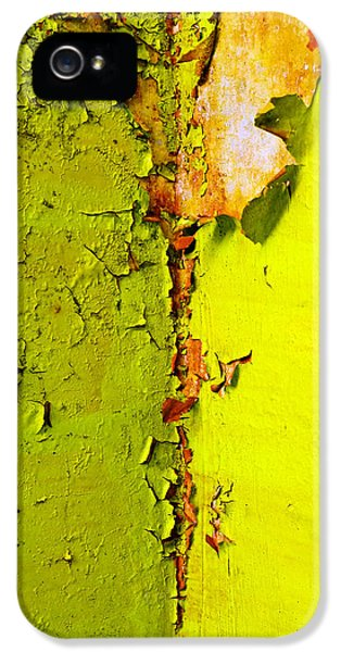 Going Green IPhone 5 Case by Skip Hunt