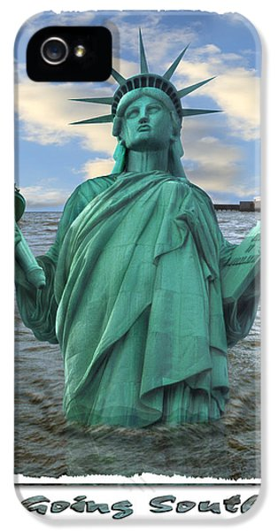 Going South IPhone 5 Case by Mike McGlothlen