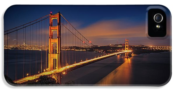 Golden Gate IPhone 5 Case