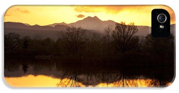 Golden Ponds Longmont Colorado IPhone 5 Case