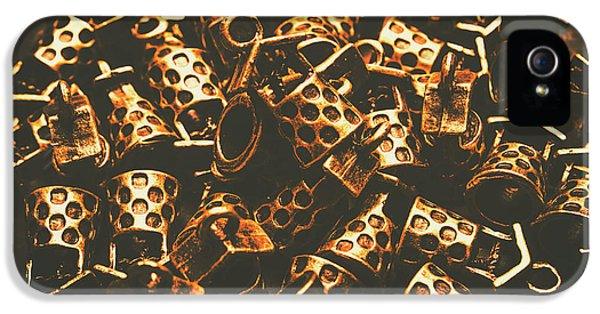 Pendant iPhone 5 Case - Golden Wells by Jorgo Photography - Wall Art Gallery
