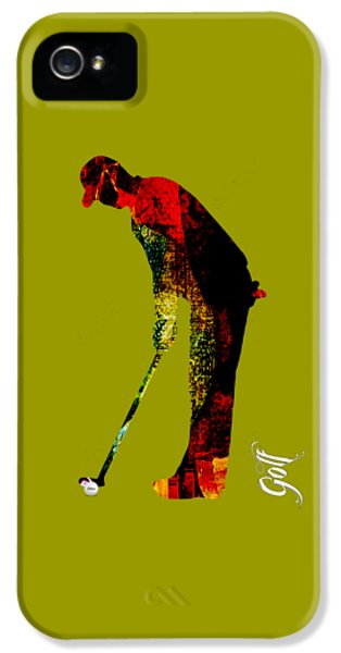 Golf Collection IPhone 5 Case