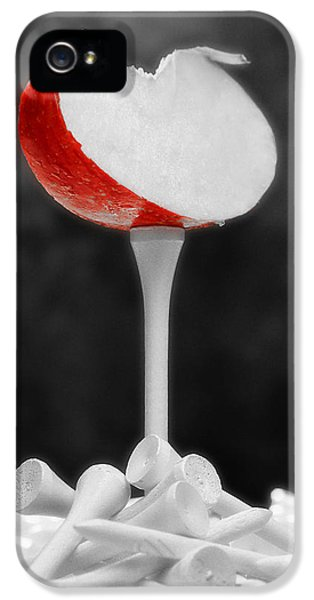 Golf Slice Still Life IPhone 5 Case