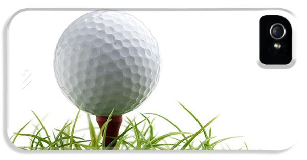 Golfball IPhone 5 / 5s Case by Kati Molin