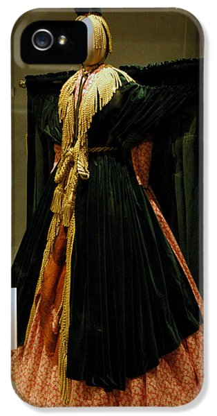 Gone With The Wind - Carol Burnett IPhone 5 Case by LeeAnn McLaneGoetz McLaneGoetzStudioLLCcom