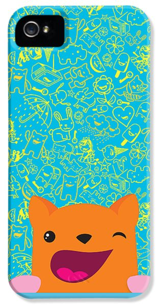 Good Luck IPhone 5 Case by Seedys