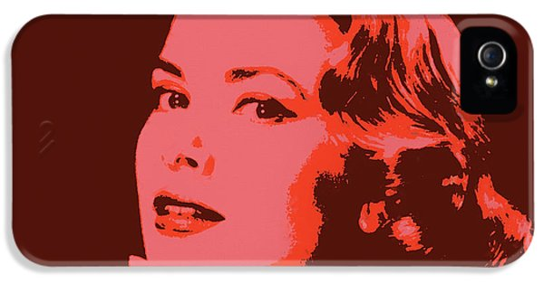 Grace Kelly Pop Art IPhone 5 Case by Dan Sproul