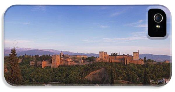 Granada Panorama IPhone 5 Case