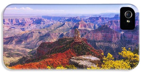 Grand Canyon iPhone 5 Case - Grand Arizona by Chad Dutson