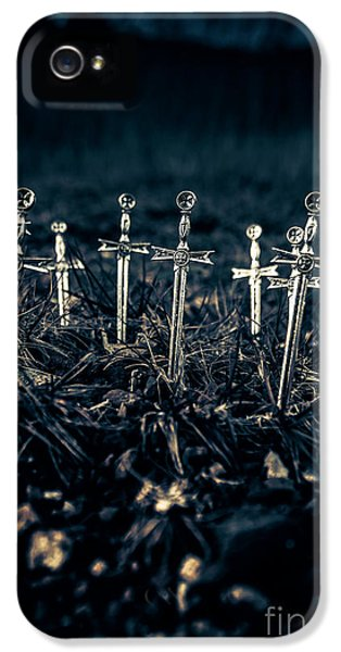 Gravely Battlefield IPhone 5 Case by Jorgo Photography - Wall Art Gallery