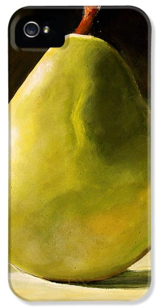Green Pear IPhone 5 Case