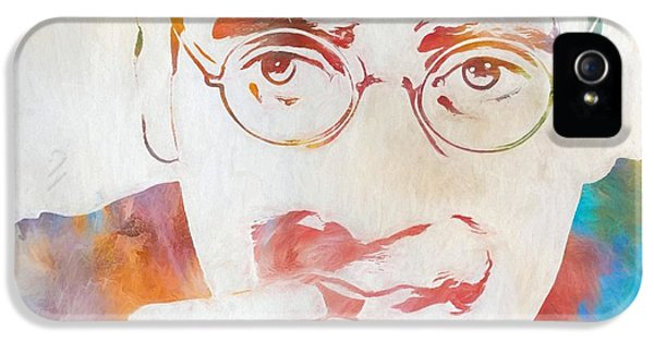 Groucho Marx IPhone 5 Case by Dan Sproul
