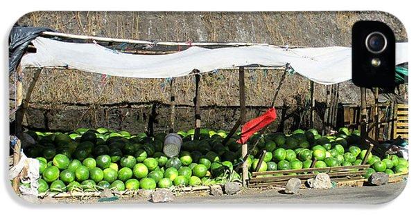 Guatemala Stand 2 IPhone 5 Case