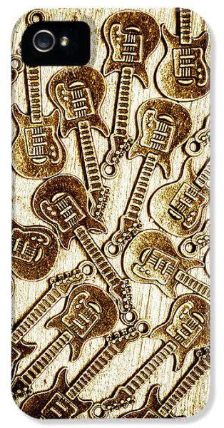 Pendant iPhone 5 Case - Guitar Echo Chamber by Jorgo Photography - Wall Art Gallery