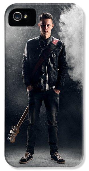 Guitarist IPhone 5 Case