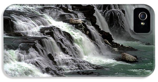 Gullfoss Waterfalls, Iceland IPhone 5 Case