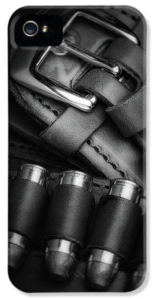 Gunbelt IPhone 5 Case by Tom Mc Nemar