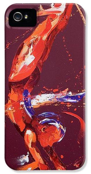 Gymnast Five IPhone 5 Case