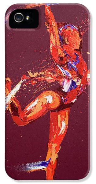 Gymnast Nine IPhone 5 Case