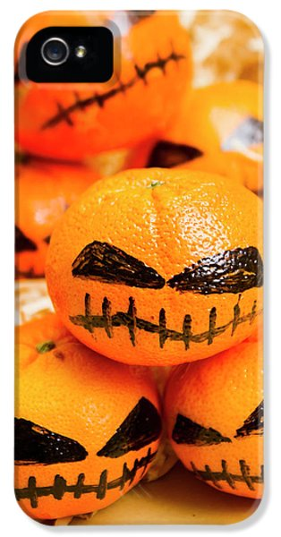 Halloween Craft Treats IPhone 5 Case by Jorgo Photography - Wall Art Gallery