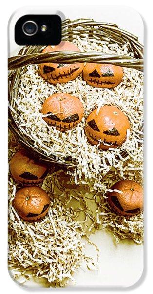 Halloween Food Decoration IPhone 5 Case
