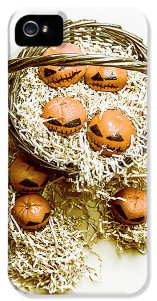 Halloween Food Decoration IPhone 5 / 5s Case by Jorgo Photography - Wall Art Gallery