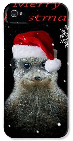 Happy Christmas IPhone 5 Case