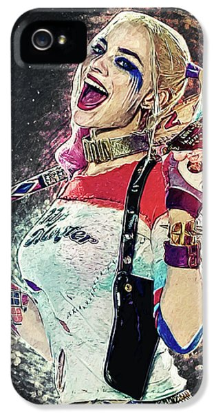 Harley Quinn IPhone 5 Case