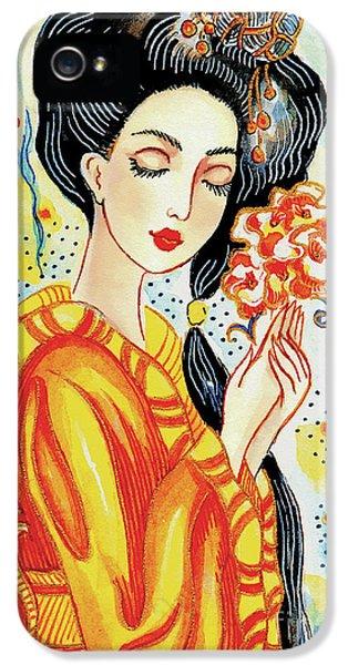 Harmony Flower IPhone 5 Case