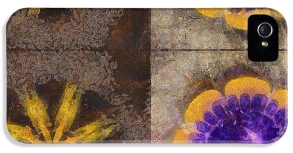 Hatmaker Configuration Flowers  Id 16165-053044-07890 IPhone 5 Case