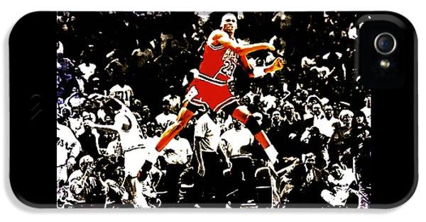 Michael Jordan Sweet Victory IPhone 5 Case
