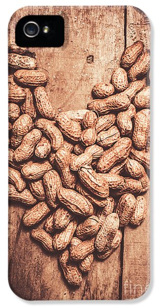 Heart Health And Nuts IPhone 5 Case by Jorgo Photography - Wall Art Gallery