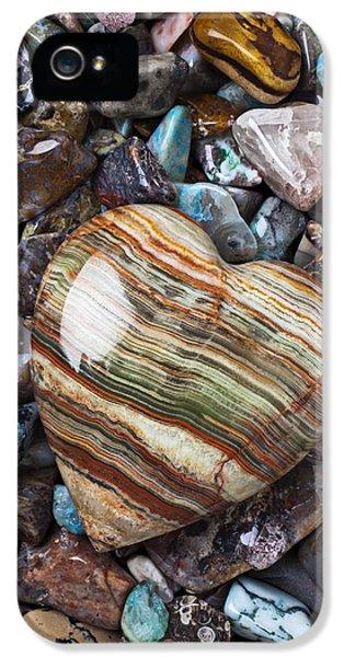 Heart Stone IPhone 5 Case