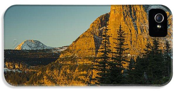 Heavy Runner Mountain IPhone 5 Case