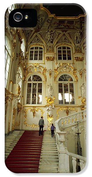 Hermitage Staircase IPhone 5 Case